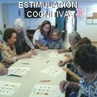 Ver más informacion de Estimulación Cognitiva