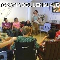 Ver más informacion de Terapia del Lenguaje