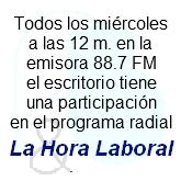 Programa radial La Hora Laboral
